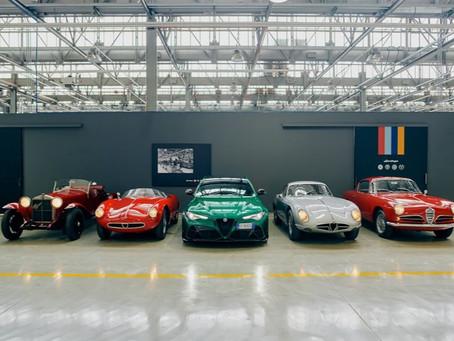 Clássicos: Alfa Romeo marca presença na 39ª corrida histórica 1000 Miglia