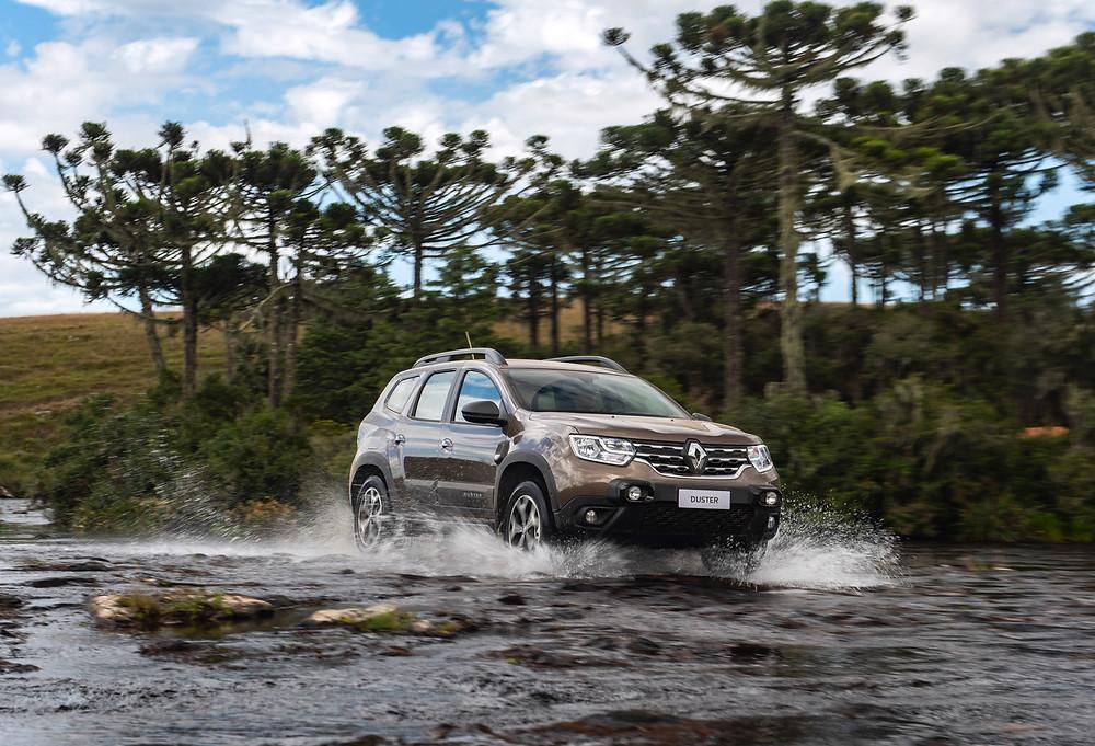 Renault Duster 2021 chega renovada e com a mesma personalidade