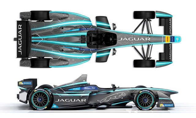 Jaguar na Fórmula E