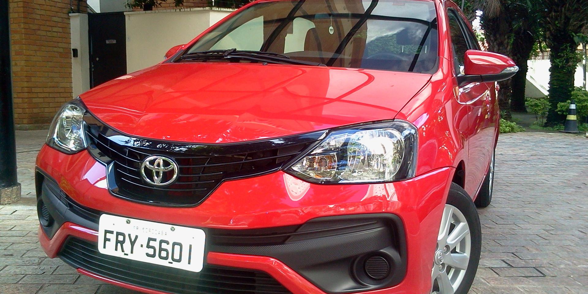 Toyota Etios X-Plus HB