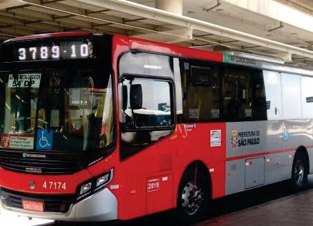 Tarifa do transporte público em Sã Paulo sobe para R$ 4.40 a partir do dia 1 de janeiro
