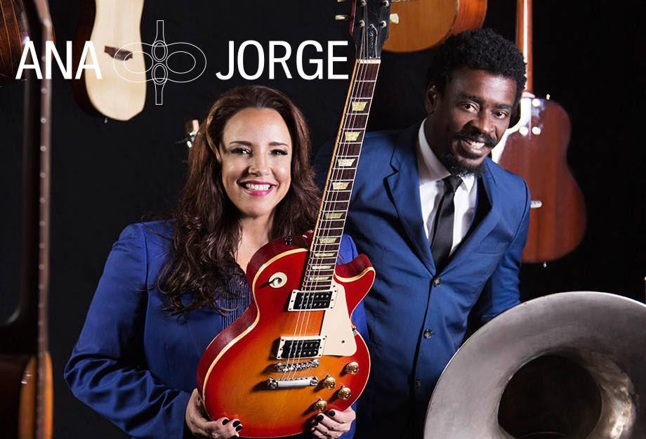 Espaço das Américas recebe hoje no mesmo palco Ana Carolina e Seu Jorge