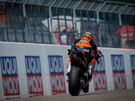 MotoGP: Após vitória na Espanha, Miguel Oliveira lidera sexta feira na Alemanha