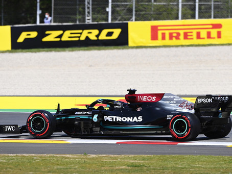 Pirelli faz o balanço da sexta feira em Barcelona com Hamilton como mais rápido