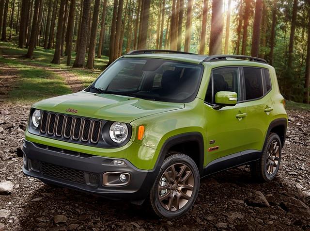 O Sucesso atual - Jeep Renegate