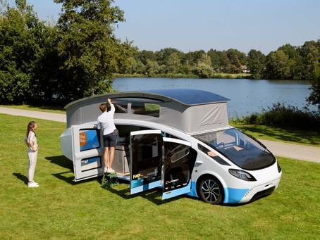 Expressas: Primeiro Motorhome movido a energia solar faz 730 km