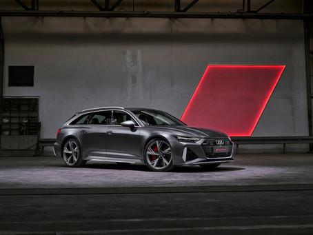 A quarta geração do Audi RS 6 Avant