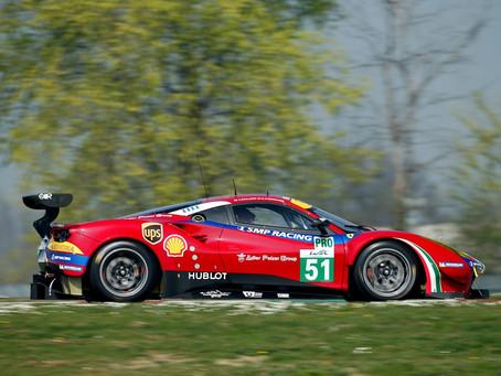 Lucas Di Grassi disputará as 24 Horas de Le Mans pela Ferrari