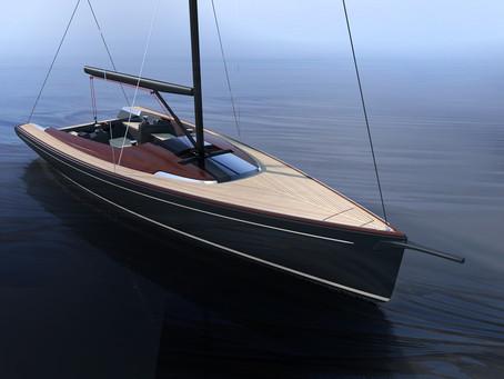 Peugeot Design Lab e Latitude 46 criam, juntos, o design do veleiro Tofinou 9.7