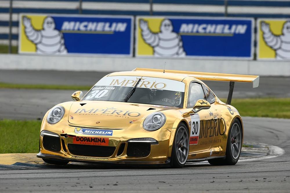 Max Wilson consegue novo recorde no Velo Città em testes da Porsche GT3 Cup