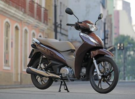 Honda Biz 125 2021 chega com nova cor e preço de R$ 10.590