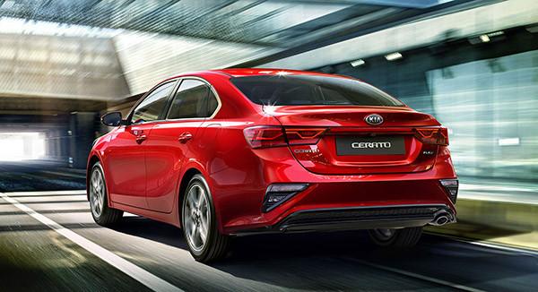 Kia Motors confirma chegada do novo Cerato na primeira semana de outubro
