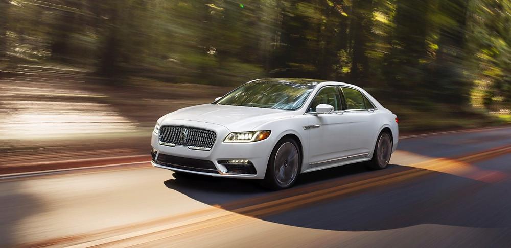 EUA e China são os primeiros a receber o novo Lincoln Continental