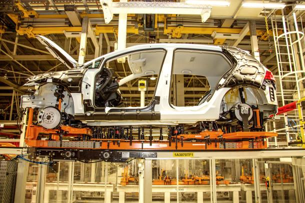 Volkswagen moderniza a fábrica de São José dos Pinhais para a produção do Novo Golf