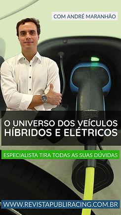 Coluna de André Maranhão - Veículos híbridos e eletricos