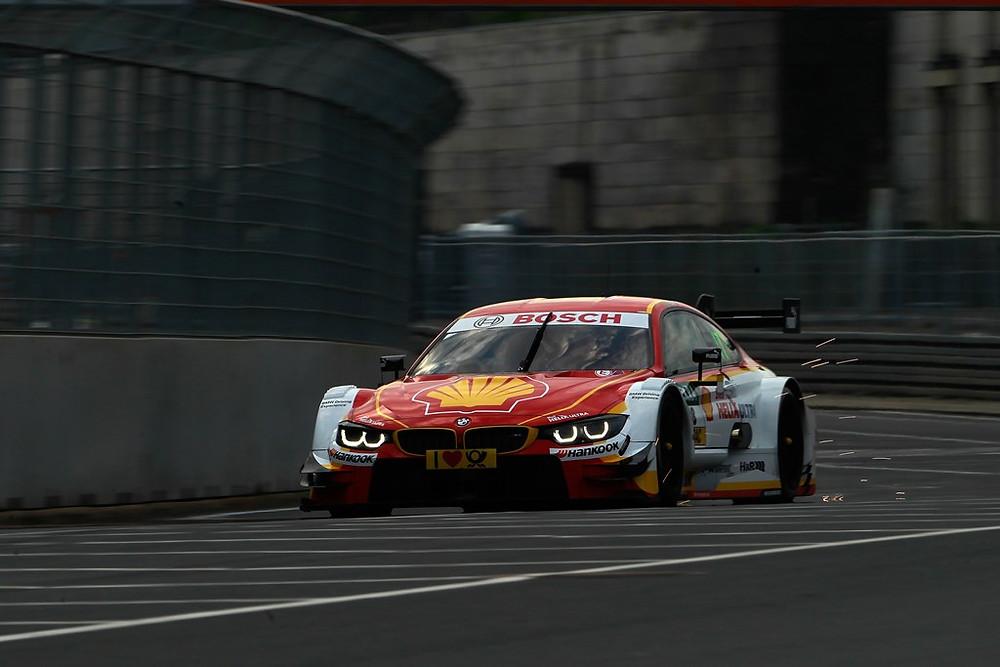 DTM: Acidente na largada encerra mais cedo corrida 2 de Augusto Farfus em Norisring
