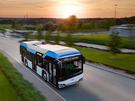 Diesel perde mais 10% de seu espaço nos ônibus novos vendidos na Europa em 2020