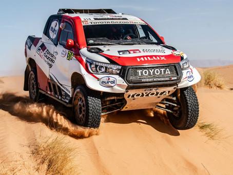 Toyota apresenta equipe para o Dakar 2020, com nomes fortes da categoria e presença de Alonso