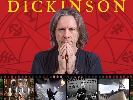 Bruce Dickinson anuncia evento para 2020 em S.Paulo - Uma noite com Bruce Dickinson