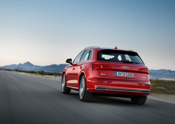 Audi entrega cerca de 160.600 veículos em maio em todo o mundo