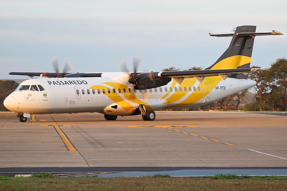 Voepass inicia operação no Aeroporto de Congonhas atendendo sete destinos
