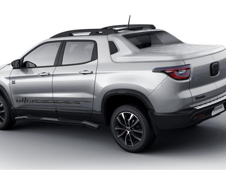 Fiat Toro ultrapassa 200 mil unidades vendidas e chega com nova versão Ultra por R$ 164.990