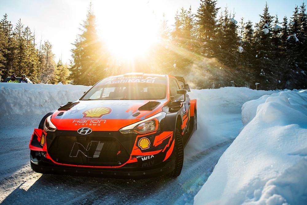 WRC: Tänak vence no Ártico, com Rovanperä na liderança do campeonato