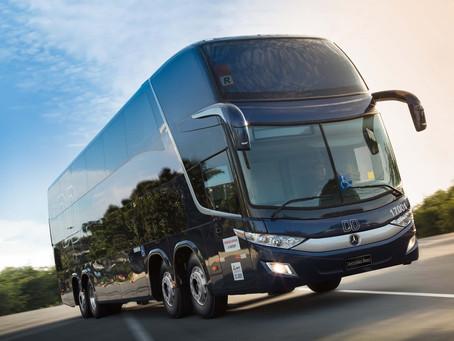 Mercedes-Benz lidera as vendas de ônibus no semestre