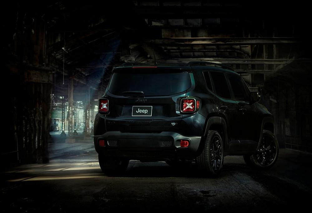 Jeep Renegade Dawn of Justice é a principal atração da marca no 86º Salão do Automóvel de Genebra