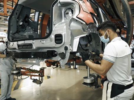 Jeep alcança a marca de 350 mil unidades do Renegade produzidos em Pernambuco