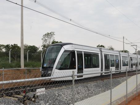 Citadis da Alstom é um dos destaques da 18ª edição da feira Negócios nos Trilhos