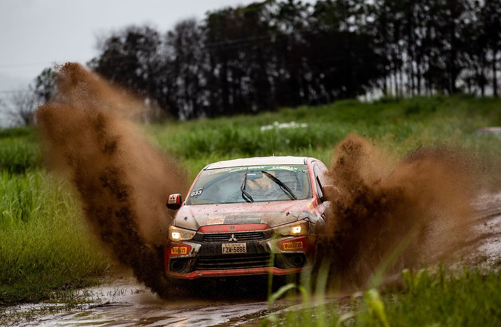 Com chuva e muita lama, etapa final da Mitsubishi Cup revela campeões de 2018