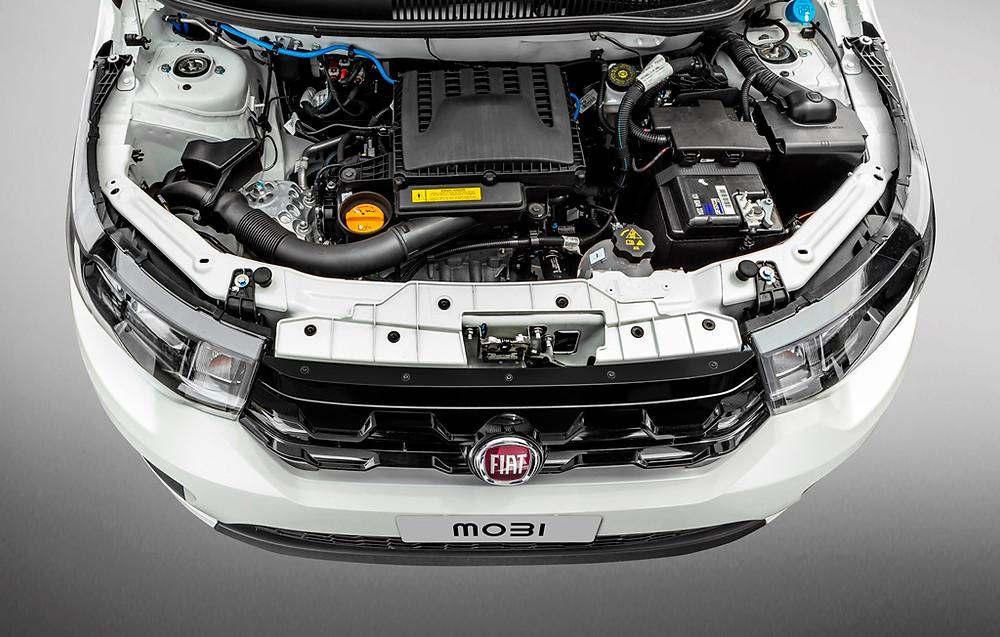 Fiat Mobi Drive é mais um produto no Brasil com opção de motor 1.0 três cilindros
