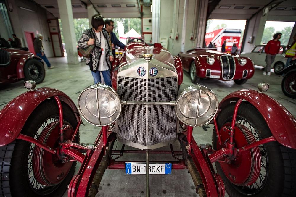 Na região de Emilia Romagna, turismo para os amantes de automóveis e velocidade
