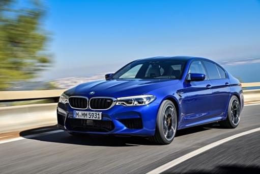 BMW inicia campanha de pré-venda do novo M5 que desembarca no país por R$ 694.950
