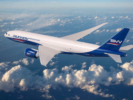 A Silk Way West Airlines encomenda cinco cargueiros Boeing 777