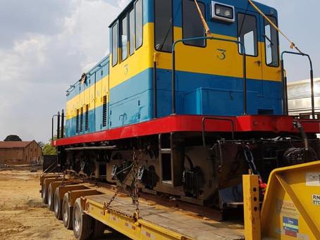 Ferrovia: Primeira composição do Trem Republicano chega a Itu