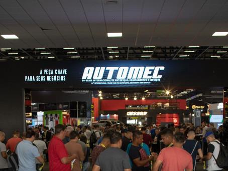 Primeiro grande evento presencial em 2021, Automec será realizado entre 6 e 10 de abril