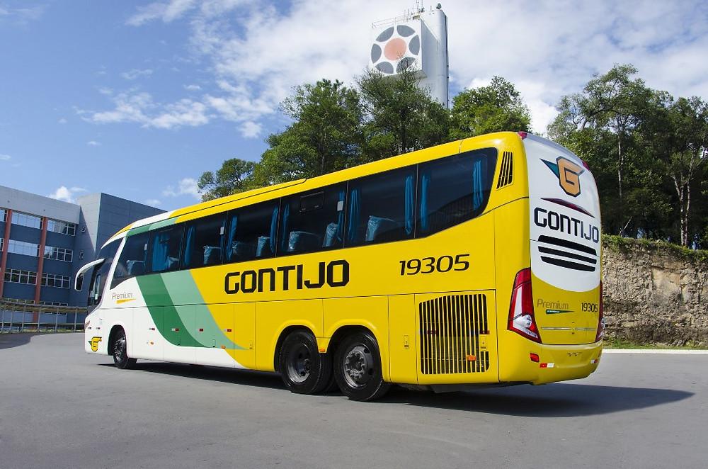 Grupo Contijo adquire 50 novos ônibus Marcopolo