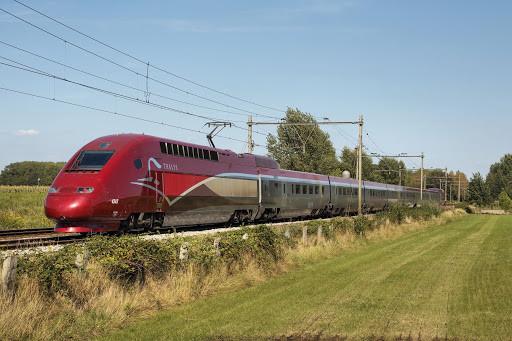 Ferrovia: Thalys retoma parte dos seus serviços