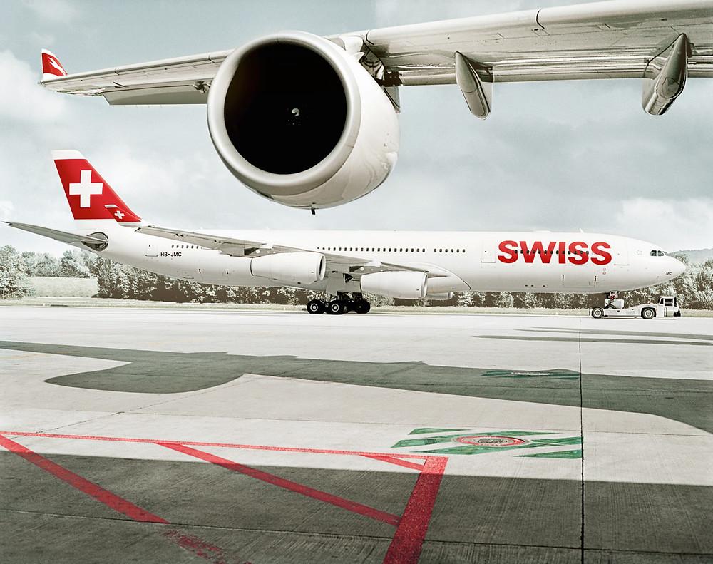 Novíssimo Boeing 777 da Swiss vai entrar em operação durante o horário de inverno