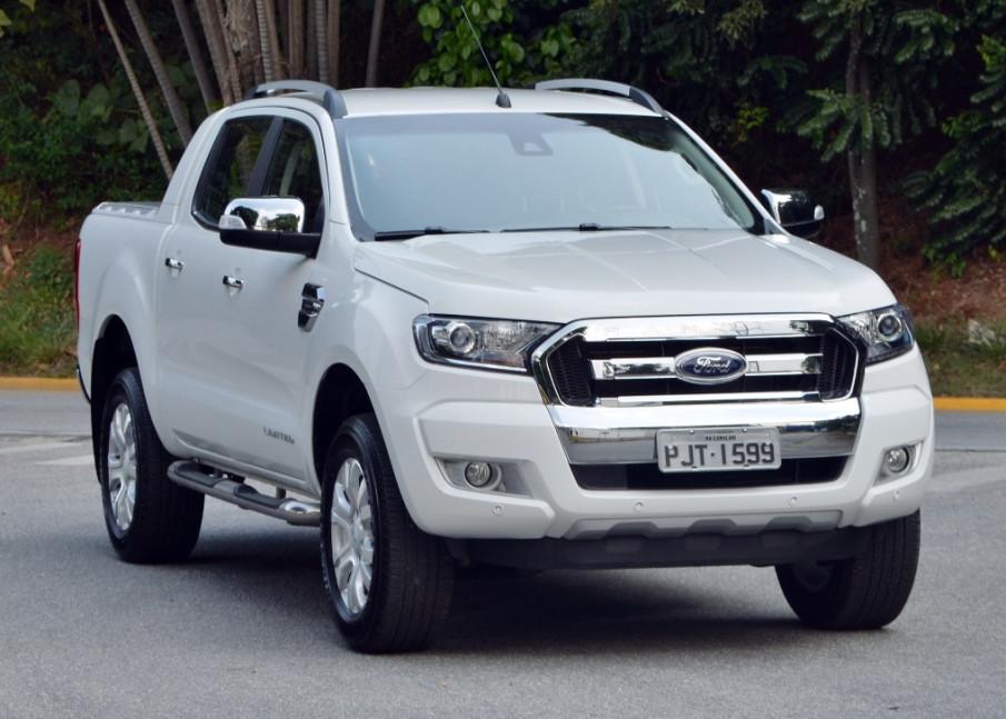 Ford Ranger é disponibilizada na versão Flex