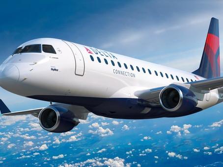 Embraer e SkyWest, Inc. assinam contrato para sete jatos E175