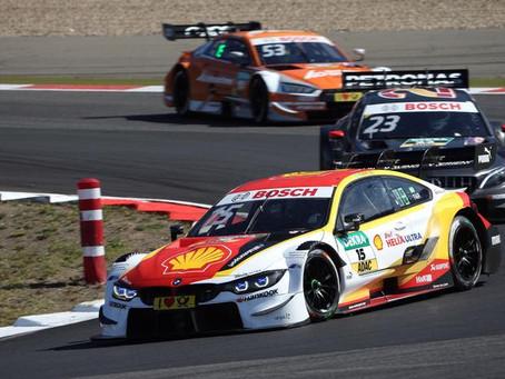 Augusto Farfus completa sua 100ª corrida no DTM com 7º lugar em Nürburgring