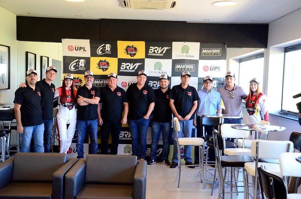 CBA lança Campeonato Brasileiro UPL de Velocidade na Terra 2018