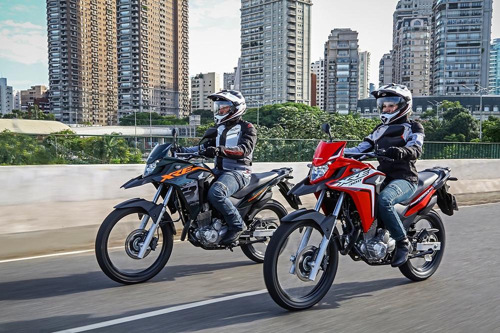 No Rio de Janeiro, Honda participa da 9ª edição do Salão Moto Brasil que começa hoje