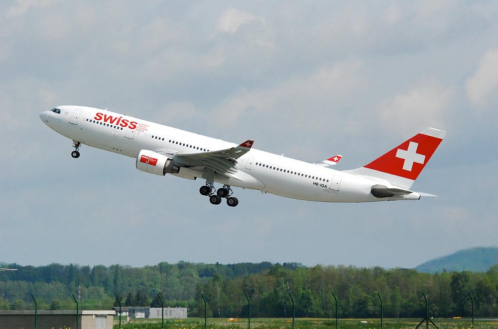 SWISS bate seu recorde de passageiros transportados em 2015
