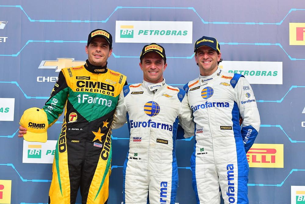 Stock Car: Max Wilson e Lucas di Grassi triunfam em Londrina