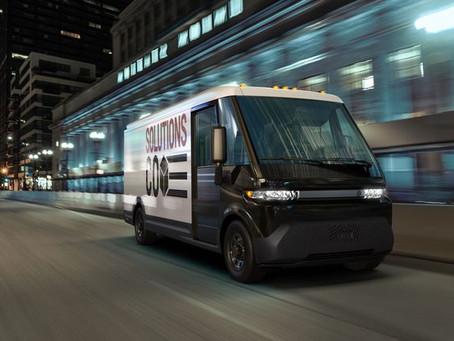 Expressas: GM lança marca de veículos comerciais elétricos