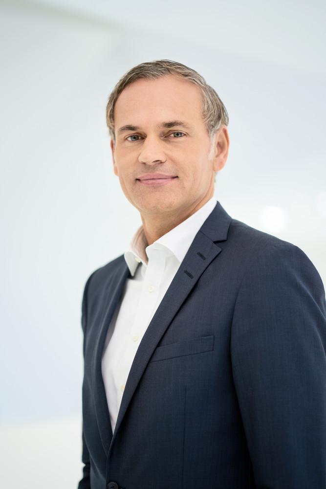 Oliver Blume, presidente do Conselho Executivo da Porsche AG